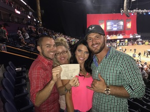 SSG Turnmire / Ya'll are AmAZING attended PBR - Music City Knockout - Friday Night Only on Aug 18th 2017 via VetTix