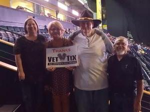 John attended PBR - Music City Knockout - Friday Night Only on Aug 18th 2017 via VetTix