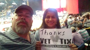 johnny attended PBR - Music City Knockout - Friday Night Only on Aug 18th 2017 via VetTix