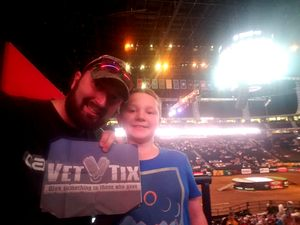 Daniel attended PBR - Music City Knockout - Friday Night Only on Aug 18th 2017 via VetTix
