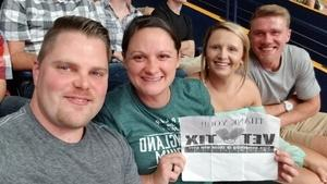 Rachel attended PBR - Music City Knockout - Friday Night Only on Aug 18th 2017 via VetTix
