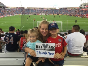 Click To Read More Feedback from Chicago Fire vs. New Englnd Revolution - MLS