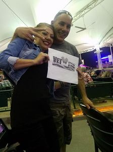 Michael attended Goo Goo Dolls: Long Way Home Summer Tour With Phillip Phillips - Reserved Seats on Sep 7th 2017 via VetTix