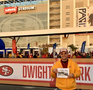 Clint attended Pac-12 Football Championship - Stanford Cardinal vs. Southern California Trojans on Dec 1st 2017 via VetTix
