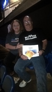 Scott attended John Mellencamp With Special Guest Carlene Carter on Aug 13th 2017 via VetTix