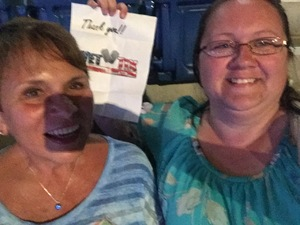 Jennifer attended John Mellencamp With Special Guest Carlene Carter on Aug 13th 2017 via VetTix