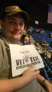 John attended John Mellencamp With Special Guest Carlene Carter on Aug 13th 2017 via VetTix