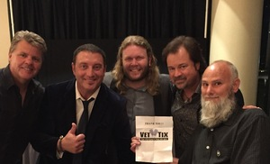 Click To Read More Feedback from The Front Men of Country Music - Reserved Seating