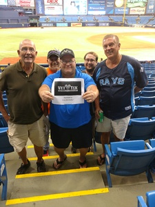 Click To Read More Feedback from Tampa Bay Rays vs. Minnesota Twins - MLB