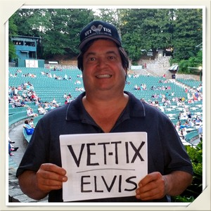 Click To Read More Feedback from Elvis Live in Concert! - Reserved Seating