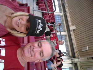 Ronnie attended Cincinnati Reds vs. Pittsburgh Pirates - MLB on Aug 25th 2017 via VetTix
