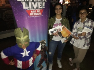Click To Read More Feedback from Marvel Universe Live! Age of Heroes - Meet & Greet Plus Show