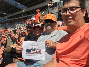 Click To Read More Feedback from Oregon State Beavers vs. Portland State - NCAA Football