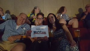 Patrick attended Soul2Soul Tour With Tim McGraw and Faith Hill on Aug 18th 2017 via VetTix
