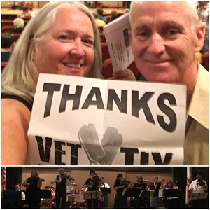 William attended Scottish Fiddlers of Los Angeles Rock the Pasadena Library Fall Concert on Sep 17th 2017 via VetTix