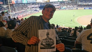 Click To Read More Feedback from New York Yankees vs. Cleveland Indians - MLB - Monday Night