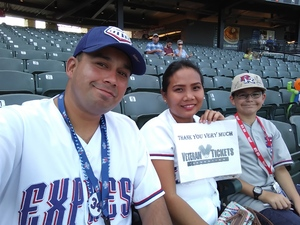 Click To Read More Feedback from Round Rock Express vs. Oklahoma City Dodgers - MiLB