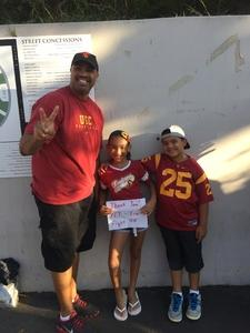 Click To Read More Feedback from University of Southern California Trojans vs. Stanford - NCAA Football