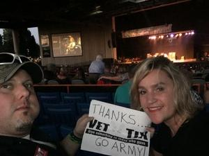 Michael B. attended Jeff & Larry's Backyard BBQ Wih Special Guest Eddie Money and the Marshall Tucker Band - Reserved Seats on Sep 15th 2017 via VetTix