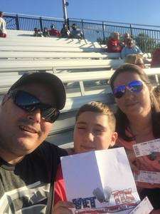 Click To Read More Feedback from University of Richmond Spiders vs. Elon - NCAA Football