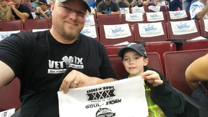 Click To Read More Feedback from Philadelphia Soul vs. Tampa Bay Storm - Arena Bowl XXX