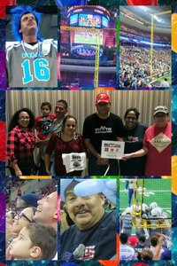 John L. attended Philadelphia Soul vs. Tampa Bay Storm - Arena Bowl XXX on Aug 26th 2017 via VetTix