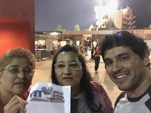 Loretta attended University of New Mexico Lobos vs. Abilene Christian - NCAA Football on Sep 2nd 2017 via VetTix