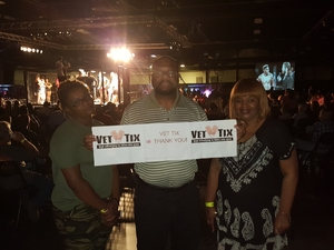 Vincent attended Nlfc 8 - MMA Fight Night - Live Mixed Martial Arts - Presented by Next Level Fight Club on Sep 16th 2017 via VetTix