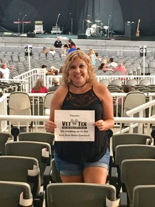 Alfred attended Goo Goo Dolls - Long Way Home Summer Tour With Phillip Phillips on Sep 2nd 2017 via VetTix
