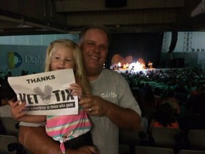 Guy attended Goo Goo Dolls - Long Way Home Summer Tour With Phillip Phillips on Sep 2nd 2017 via VetTix