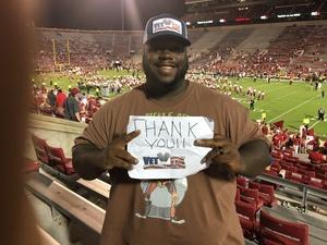 Click To Read More Feedback from Oklahoma Sooners vs. Tulane - NCAA Football