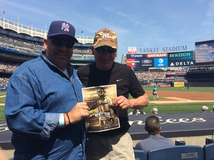 Click To Read More Feedback from New York Yankees vs. Seattle Mariners - MLB - Premium Seating