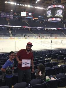 Click To Read More Feedback from Chicago Wolves vs. Tucson Roadrunners - AHL
