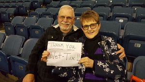 Ed attended Chicago Wolves vs. Milwaukee Admirals - AHL on Nov 12th 2017 via VetTix