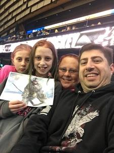 John Lerner attended Chicago Wolves vs. Cleveland Monsters - AHL on Jan 21st 2018 via VetTix