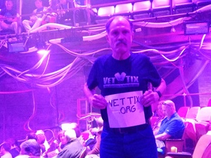Click To Read More Feedback from Blue Man Group - Chicago - Matinee