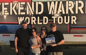 Click To Read More Feedback from Brad Paisley: Weekend Warrior World Tour 2017 With Special Guest Dustin Lynch, Chase Bryant and Lindsay Ell