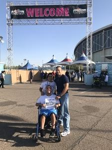 Click To Read More Feedback from Arizona State Fair Armed Forces Day - Tickets Are Only Good for October 20th