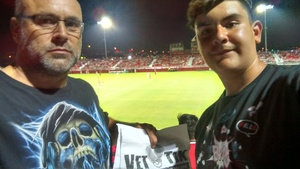 ronald attended Phoenix Rising FC vs. Seattle Sounders FC 2 - USL on Sep 2nd 2017 via VetTix