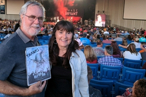 Duncan attended Brad Paisley: Weekend Warrior World Tour 2017 With Special Guest Dustin Lynch, Chase Bryant and Lindsay Ell on Sep 8th 2017 via VetTix