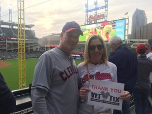 Lawrence attended Cleveland Indians vs. Detroit Tigers - MLB on Sep 11th 2017 via VetTix