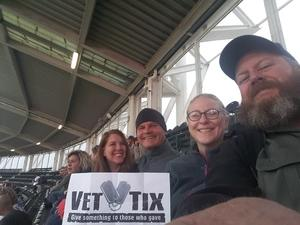 Jackie attended Cleveland Indians vs. Detroit Tigers - MLB on Sep 11th 2017 via VetTix