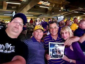 Click To Read More Feedback from 2017 Advocare Texas Kickoff - LSU Tigers vs. BYU Cougars - NCAA Football