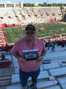 Click To Read More Feedback from Indiana Hoosiers vs. University of Michigan - NCAA Football