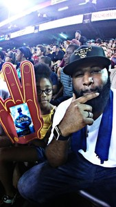 Steven attended Arizona State Sun Devils vs. San Diego State - NCAA Football on Sep 9th 2017 via VetTix