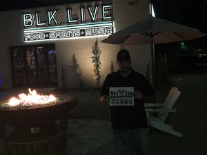 Ron attended Lynch Mob - Live in Concert on Oct 7th 2017 via VetTix