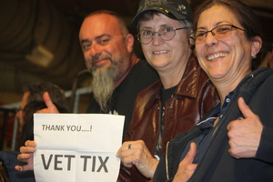 stephen attended Lynch Mob - Live in Concert on Oct 7th 2017 via VetTix