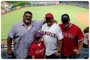 Joshua attended Los Angeles Angels vs. Houston Astros - MLB on Sep 12th 2017 via VetTix