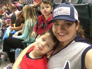 Liliana attended Los Angeles Angels vs. Houston Astros - MLB on Sep 12th 2017 via VetTix