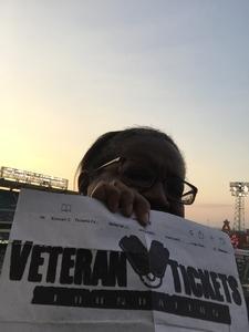 Denise attended Los Angeles Angels vs. Houston Astros - MLB on Sep 12th 2017 via VetTix